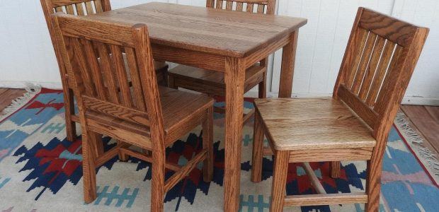 Table chair for kids